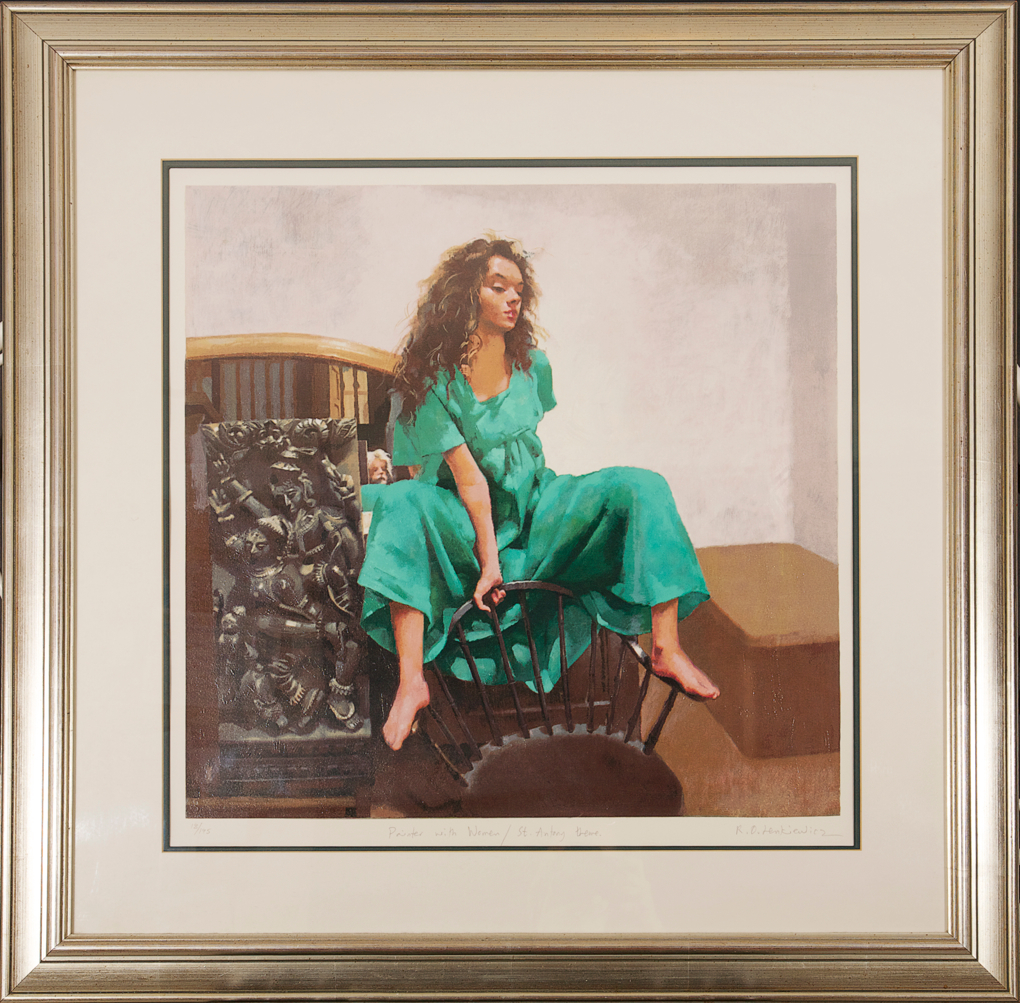 Robert lenkiewicz limited edition prints for sale for Photographs for sale online